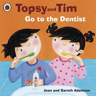 Topsy and Tim: Go to the Dentist (BOK)