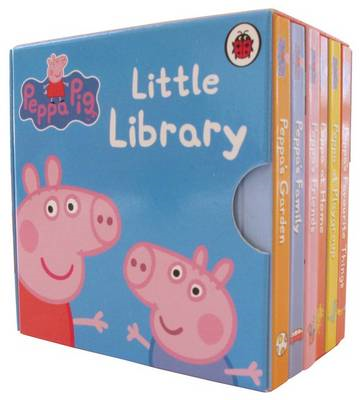 Peppa Pig: Little Library (BOK)