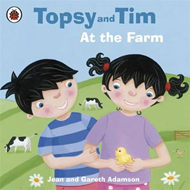 Topsy and Tim: At the Farm (BOK)