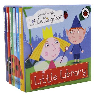 Ben and Holly's Little Kingdom: Little Library (BOK)