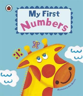 My First Numbers (BOK)