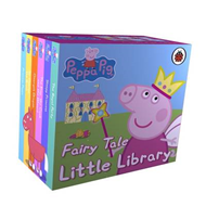 Peppa Pig: Fairy Tale Little Library (BOK)