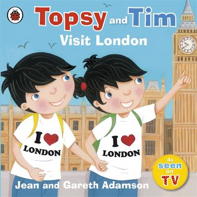 Topsy and Tim: Visit London (BOK)