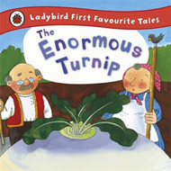 Enormous Turnip: Ladybird First Favourite Tales (BOK)