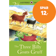 Produktbilde for Ladybird Tales: The Three Billy Goats Gruff (BOK)