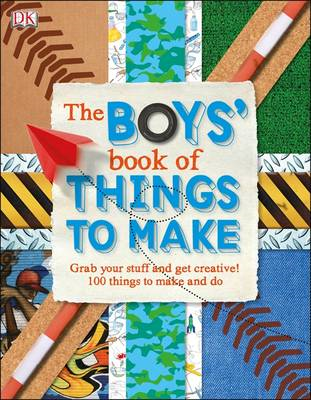 Boys' Book of Things to Make (BOK)