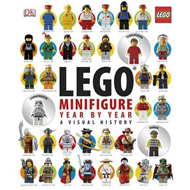 LEGO Minifigure Year by Year a Visual History (BOK)