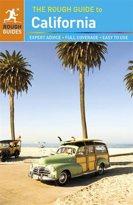 Rough Guide to California (BOK)