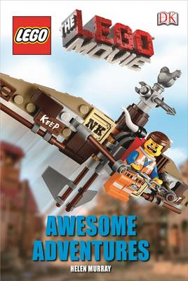 Lego Movie Awesome Adventures (BOK)