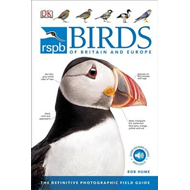 RSPB Birds of Britain and Europe (BOK)