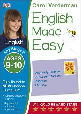 English Made Easy Ages 9-10 Key Stage 2 (BOK)