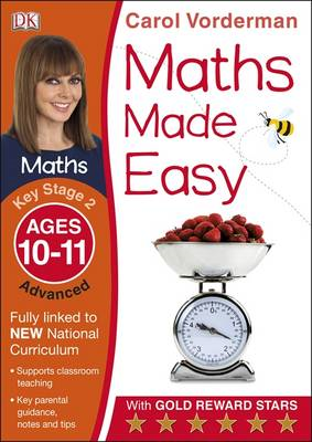 Maths Made Easy Ages 10-11 Key Stage 2 Advanced (BOK)