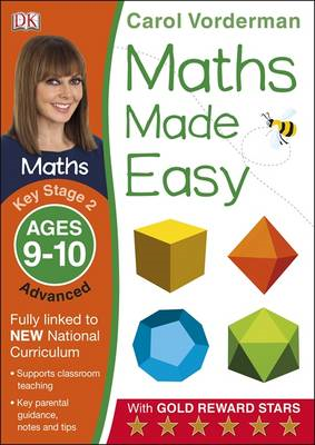Maths Made Easy Ages 9-10 Key Stage 2 Advanced (BOK)