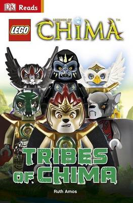 LEGO Legends of Chima Tribes of Chima (BOK)