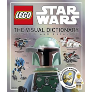 Lego Star Wars Visual Dictionary (BOK)