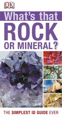 RSPB What's That Rock or Mineral? (BOK)