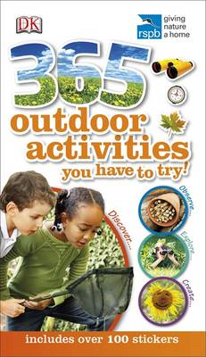 RSPB 365 Outdoor Activities You Have to Try (BOK)