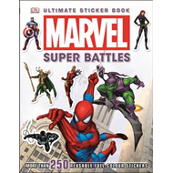 Marvel Super Battles Ultimate Sticker Book (BOK)