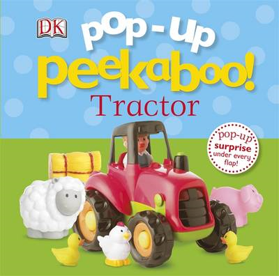 Pop-up Peekaboo Tractor (BOK)