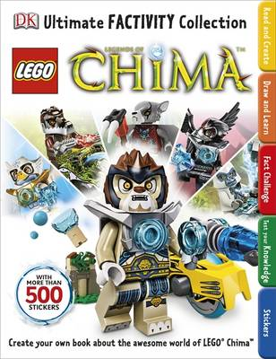 LEGO Legends of Chima Ultimate Factivity Collection (BOK)