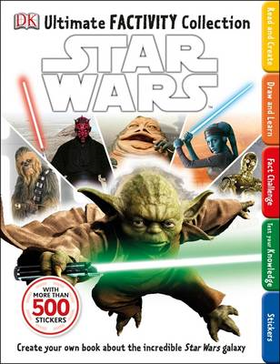 Star Wars Ultimate Factivity Collection (BOK)