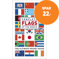 Produktbilde for Complete Flags of the World - The Ultimate Pocket Guide (BOK)