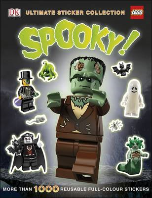 LEGO (R) Spooky! Ultimate Sticker Collection (BOK)