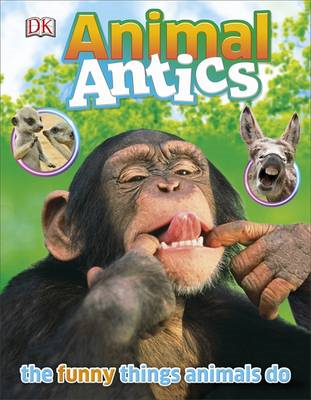 Animal Antics (BOK)