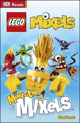 LEGO Mixels Meet the Mixels (BOK)