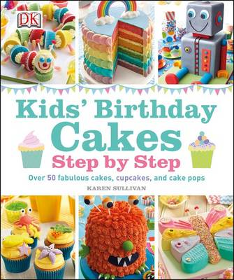 Kids' Birthday Cakes (BOK)