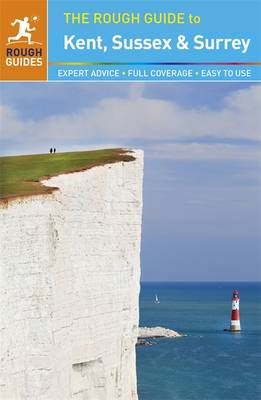 Rough Guide to Kent, Sussex and Surrey (BOK)