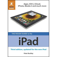 The Rough Guide to the iPad (BOK)