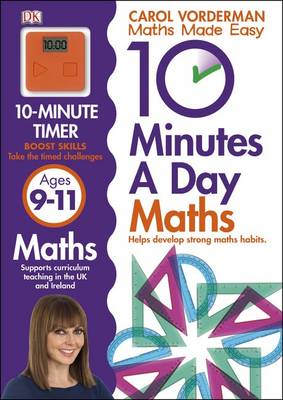 10 Minutes a Day Maths Ages 9-11 (BOK)