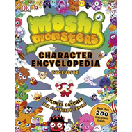 Moshi Monsters Character Encyclopedia (BOK)