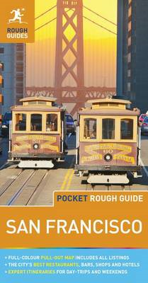 Pocket Rough Guide San Francisco (BOK)