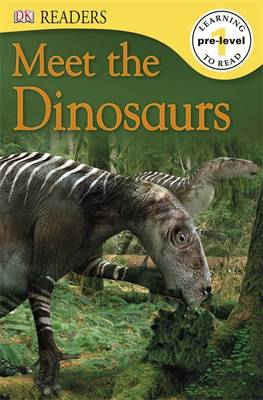 Meet the Dinosaurs (BOK)