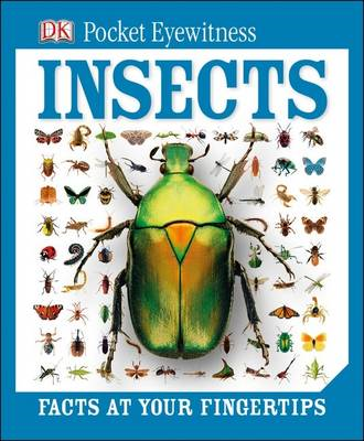 DK Pocket Eyewitness Insects (BOK)