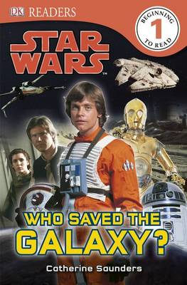 Star Wars Who Saved the Galaxy? (BOK)