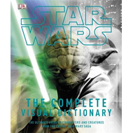 Star Wars The Complete Visual Dictionary (BOK)