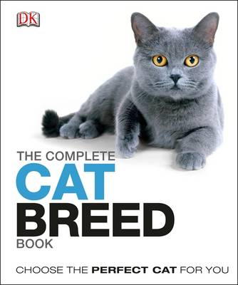 Complete Cat Breed Book (BOK)