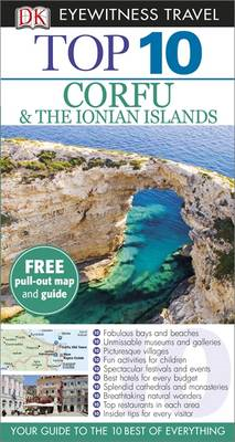Top 10 Corfu and the Ionian Islands (BOK)