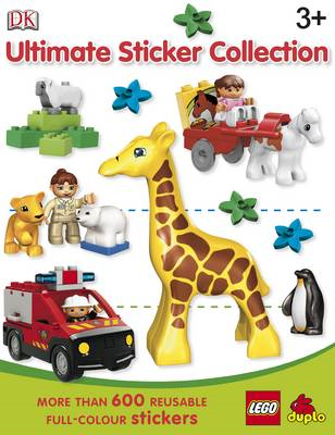 Lego Duplo Ultimate Sticker Collection (BOK)
