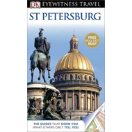 DK Eyewitness Travel Guide: St Petersburg