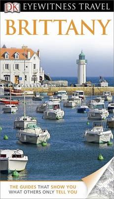 DK Eyewitness Travel Guide: Brittany (BOK)