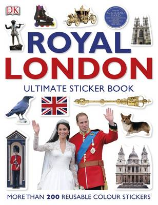 Royal London: the Ultimate Sticker Book (BOK)