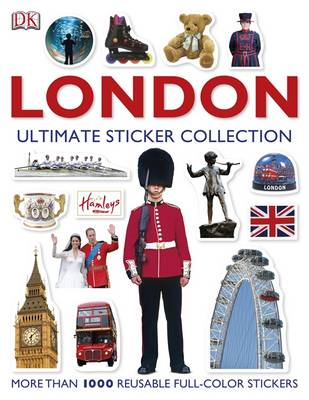 London: The Ultimate Sticker Collection (BOK)