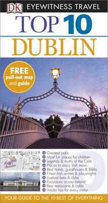 DK Eyewitness Top 10 Travel Guide: Dublin (BOK)