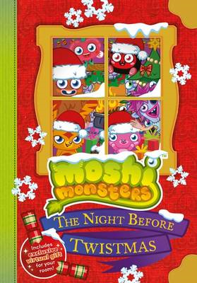 Moshi Monsters: The Night Before Twistmas (BOK)