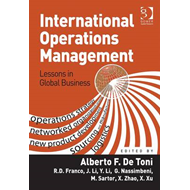 International Operations Management: Lessons in Global Business (BOK)