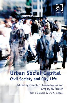 Urban Social Capital: Civil Society and City Life (BOK)